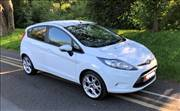 SOLD FORD FIESTA 1.2 EDGE