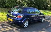 VAUXHALL ASTRA 1.4 CLUB TWINPORT