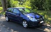 SOLD VAUXHALL ASTRA 1.4 CLUB