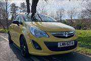 2012 VAUXHALL CORSA 1.2 LIMITED EDITION